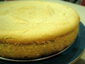 Vegan Creamy Cashew Cheesecake