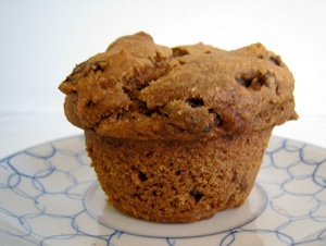 Vegan Date Spice Muffins or Bread | Fruit Sweetened