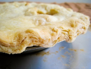Flaky Vegan Pie Crust