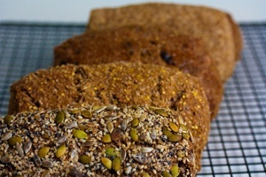 Manna Bread - Sprouted, naturally leavened bread
