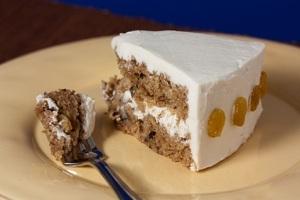 Vegan Parsnip Cake