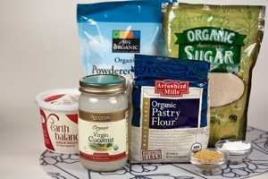 Useful Vegan Baking Ingredients - Make sure you have these essentials!
