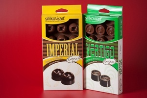 Silikomart Chocolate Molds