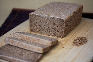 Sprouted Wild Yeasted Whole Wheat Bread