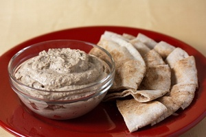Three Bean Hummus