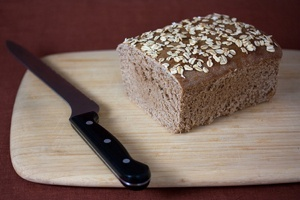 Wild Yeasted Wheat Bread