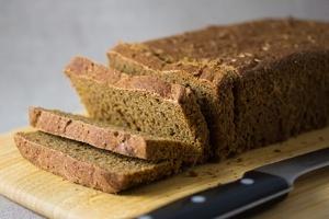 100 Percent Rye Bread