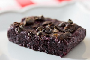 Raw Vegan Cherry Almond Bars