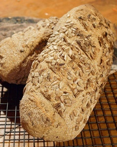 100% Wholemeal Wheat Bread