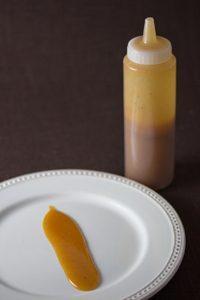 Vegan Banana Caramel Sauce